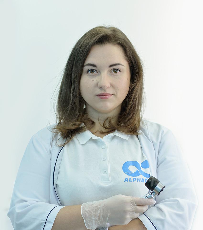 Лікуючий лікар: Кащин Ілона Сергіївна ( Дерматолог-Трихолог )