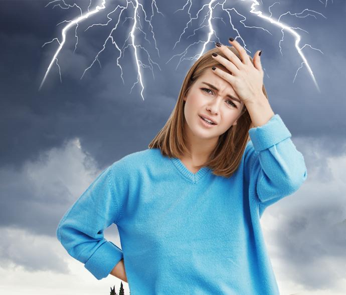 Як погодні умови можуть впливати на організм людини?
